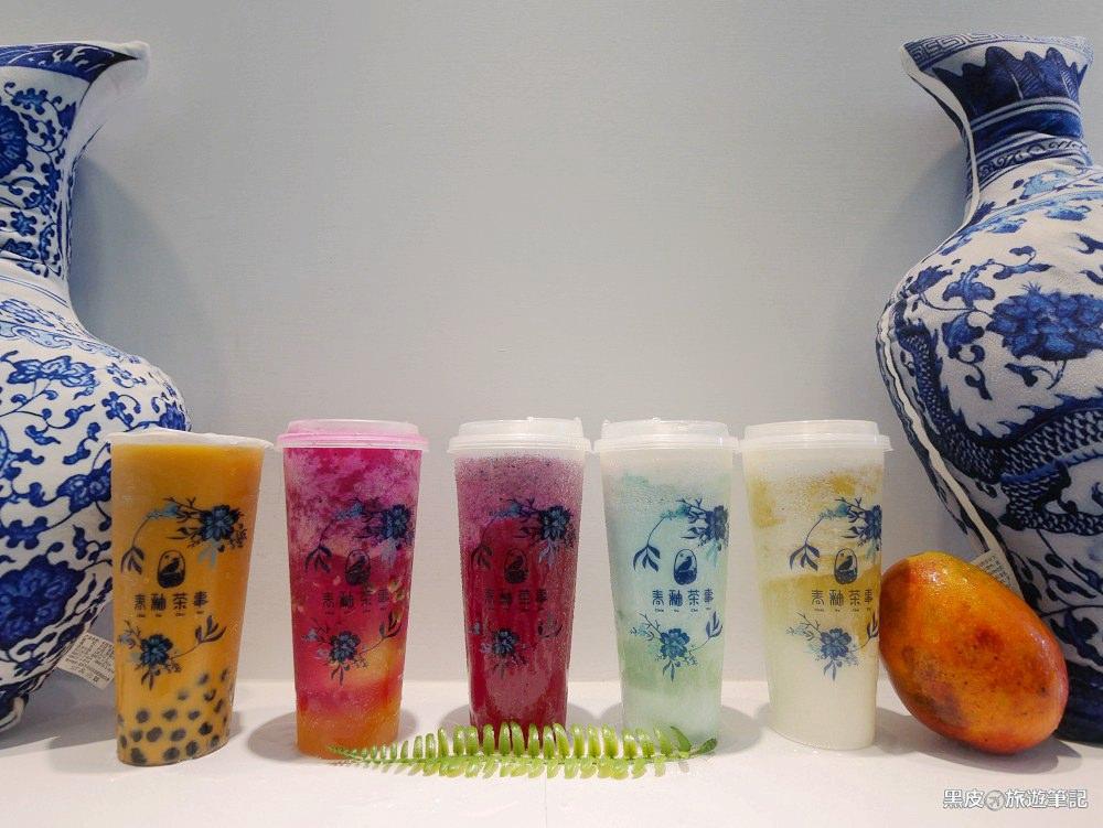 台中。一中商圈│獨創中國風飲料店「青釉茶事」引領網美新風潮,飲料也可以很時尚