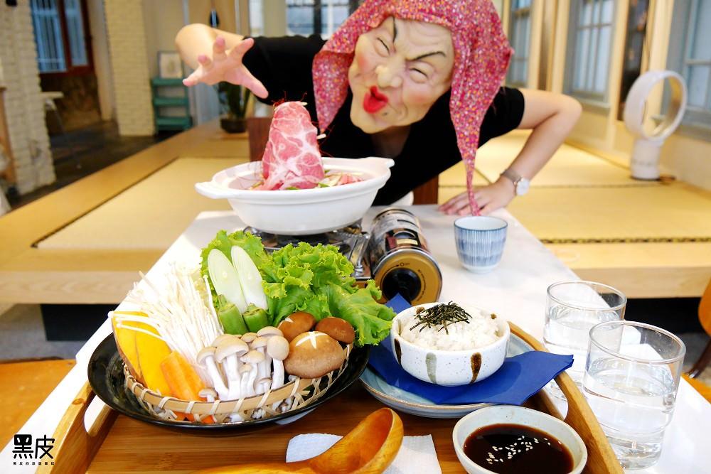 台南美食。熨斗目花珈琲 珈哩 cafe wudao│台南甜點推薦。超迷人的甜點融化了我少女的心
