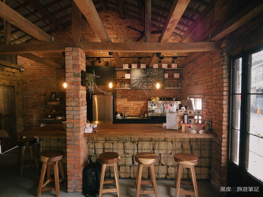 南投魚池咖啡廳。日月作物│懷舊紅瓦磚土角厝、隱藏在巷弄裡的人情味