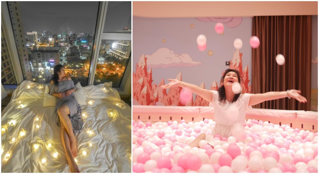 台南親子飯店。和逸飯店‧台南西門館 HOTEL COZZI|聯名Moshi 推跨界主題房  享受2天1夜科技風格輕旅行