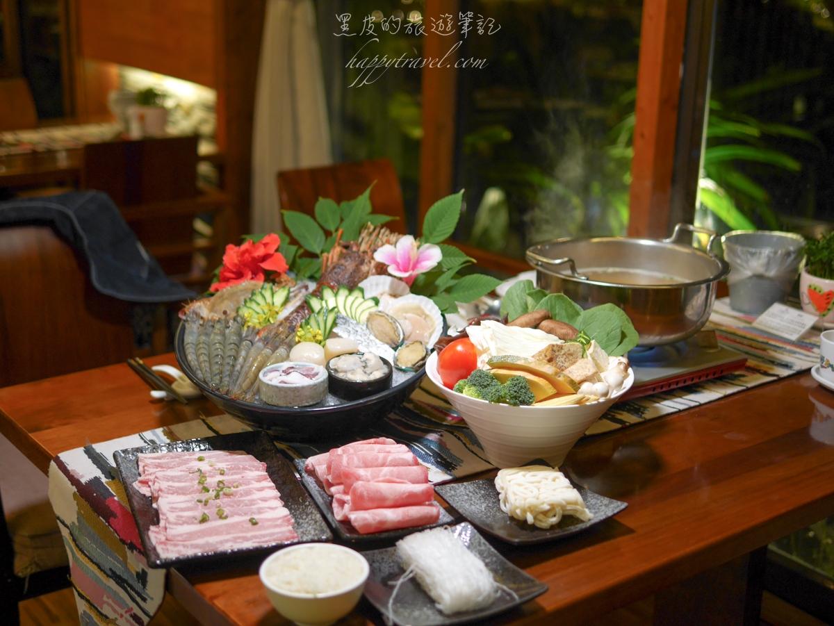 墾丁凱撒大飯店。蘭苑餐廳|豪華龍蝦雙人套餐,必吃墾丁美食