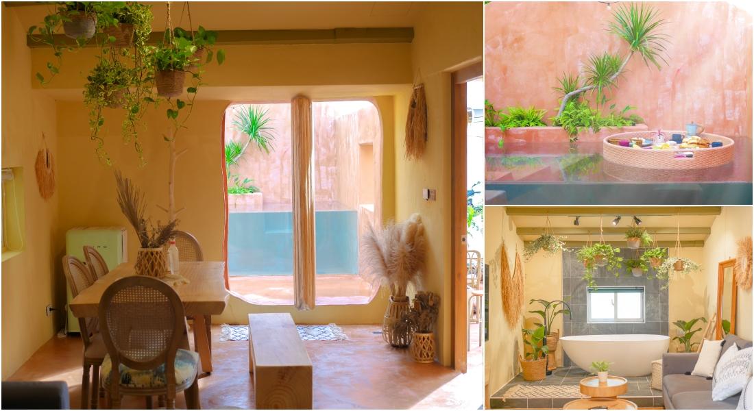 墾丁民宿『C Villa』。全新摩洛哥風格墾丁包棟民宿|今夏最Chill的墾丁住宿選擇