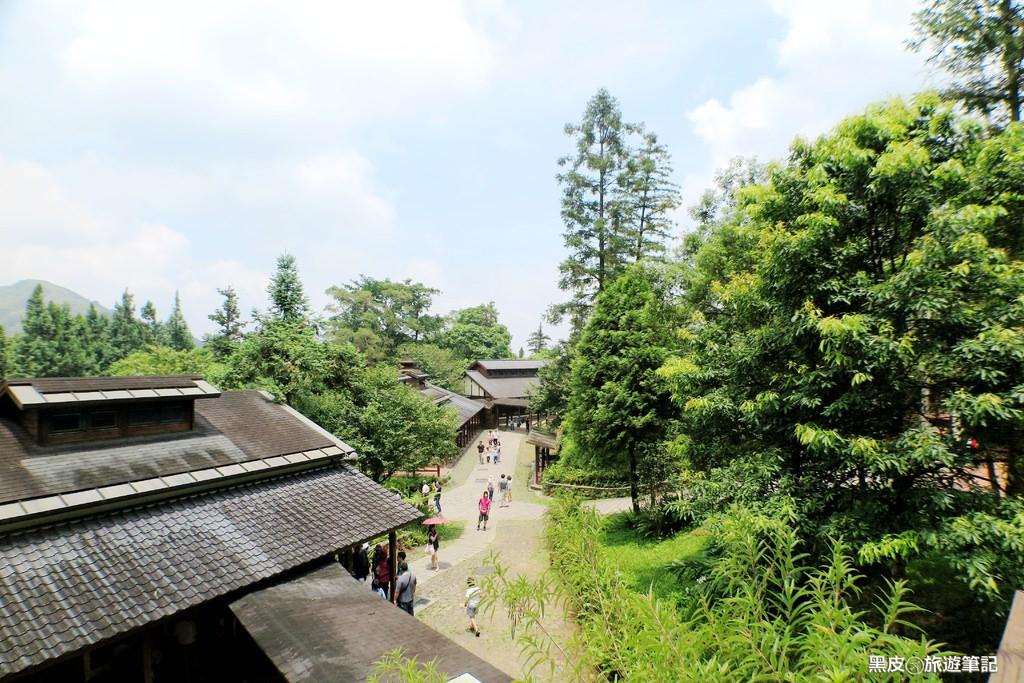 【南投※景點】內湖國小 台灣最美的森林國小 幸福指數破表