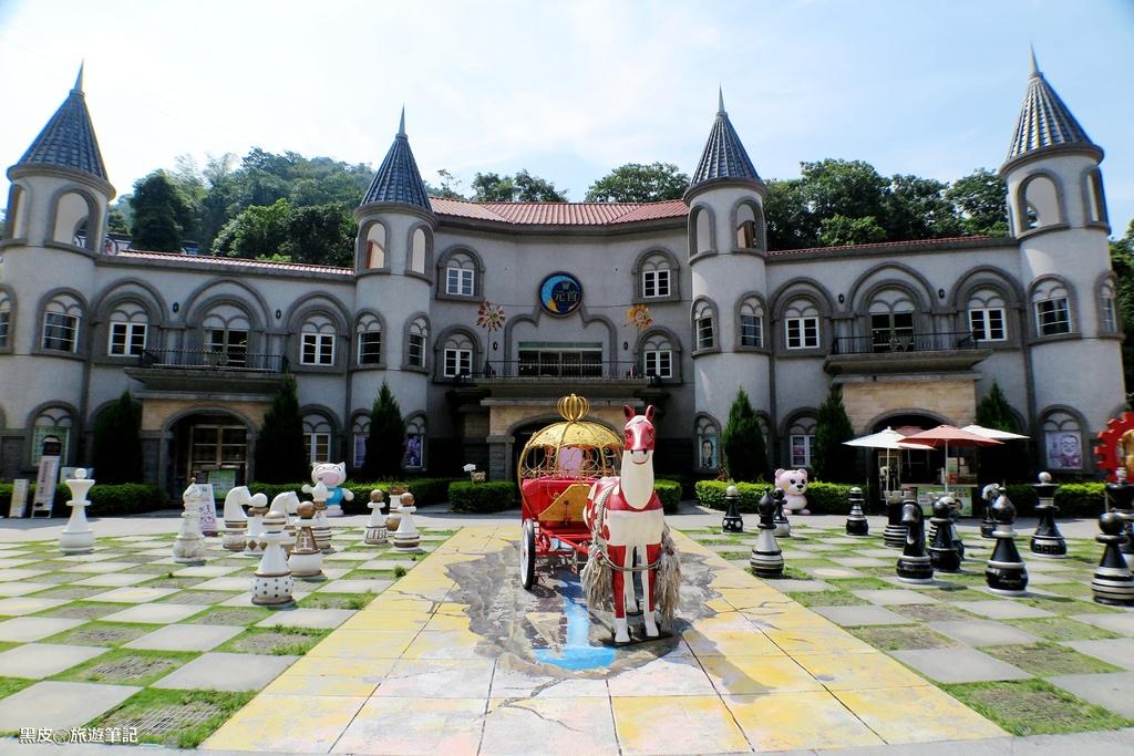【南投※景點】元首館 人氣景點 走進城堡尋找你我的愛情
