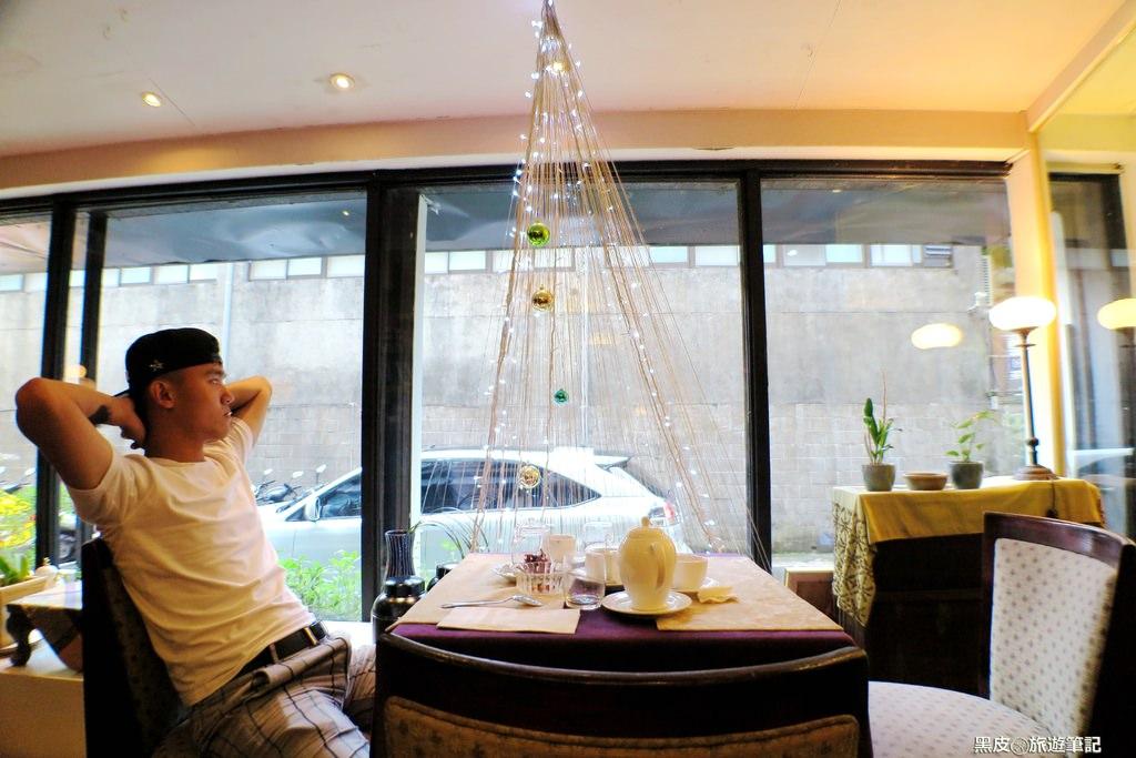 【台北※美食】Maussac 摩賽卡法式茶館餐廳  台北市大安區的隱藏巷弄美食(已歇業)