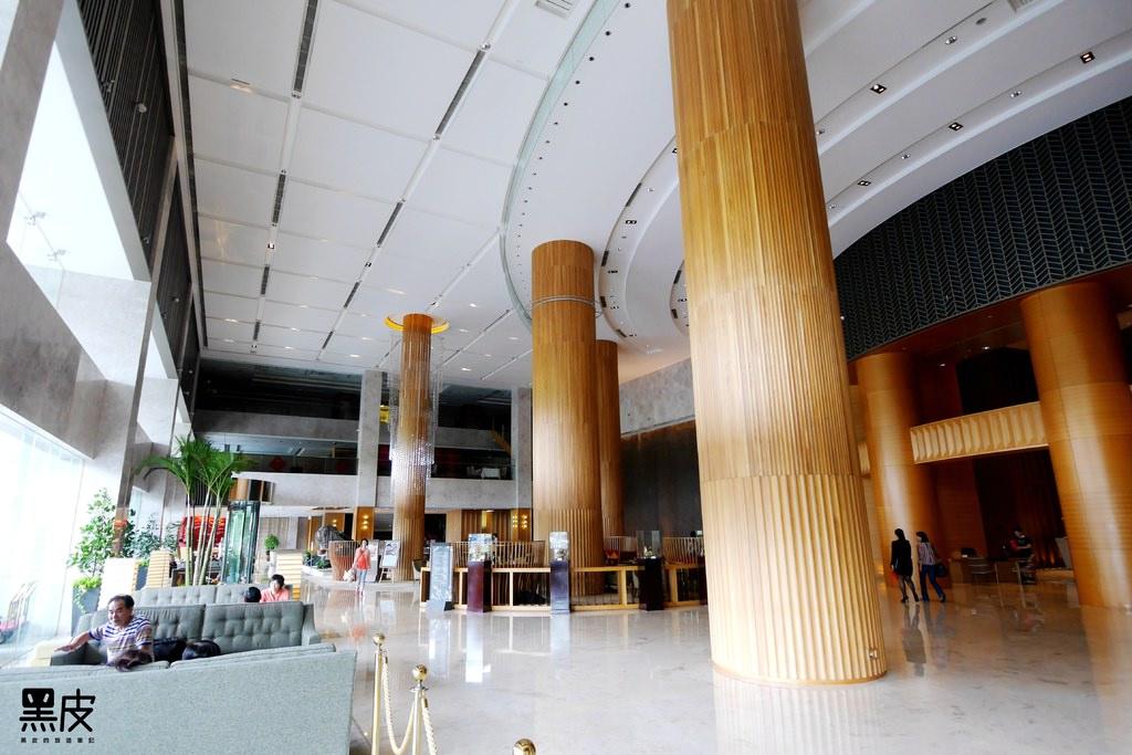 【台南※住宿】香格里拉遠東國際大飯店。體驗奢華般的尊貴享受