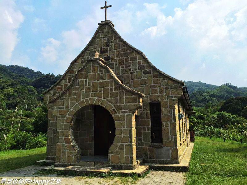 【桃園※復興鄉】基國派老教堂~通往天門之鑰