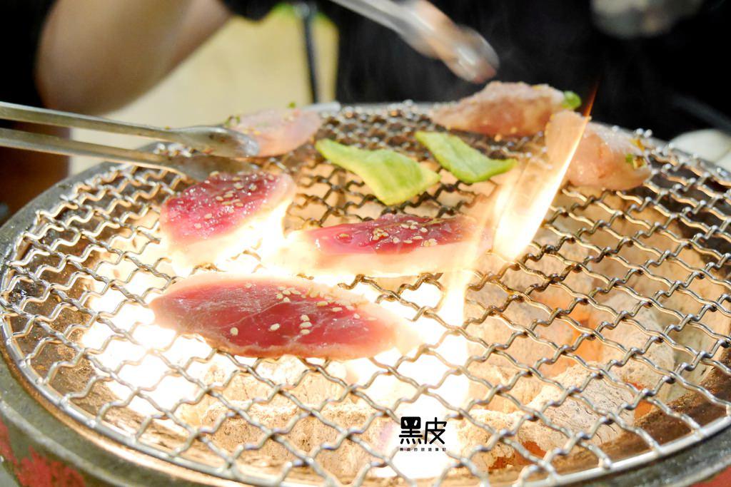 【嘉義※美食】 Yakiniku野赤燒肉 融合美式風格的創新吃法 時尚裝潢 聚餐首選