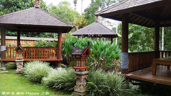 【南投※美食】烏布雨林 ~ 隱身山林的夢幻峇里島