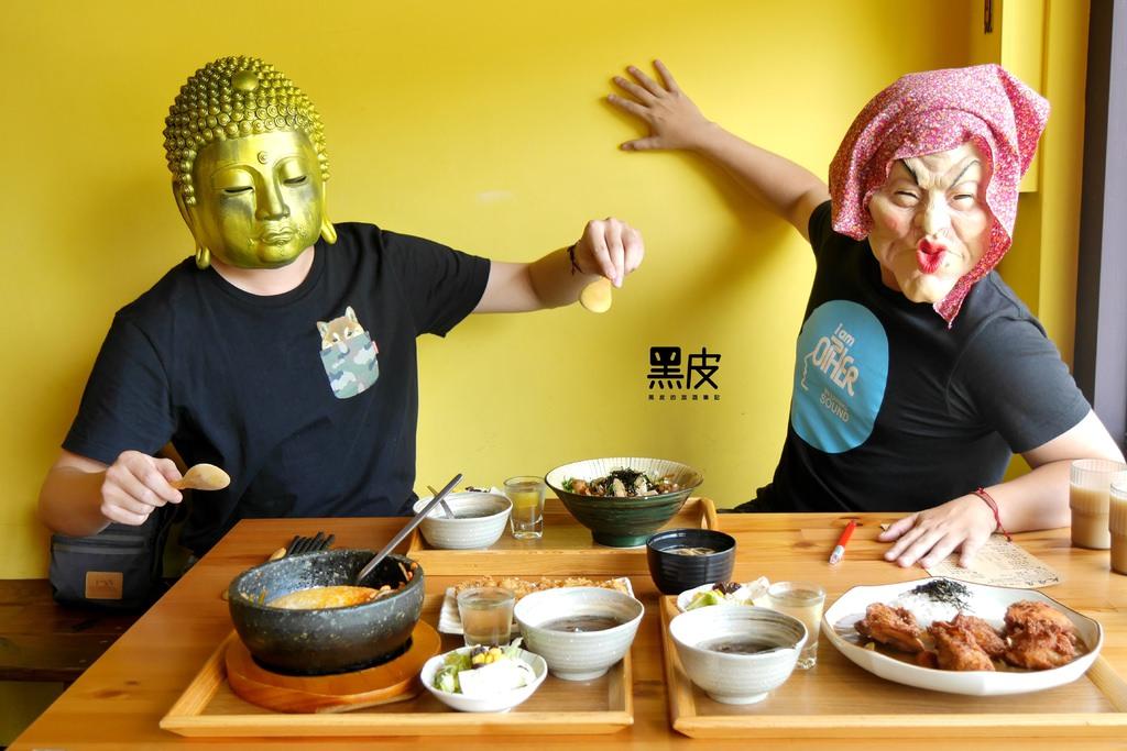 【嘉義※美食】大盛居日韓食堂 便宜又大碗的高CP值餐廳 晚了就要排隊入場囉