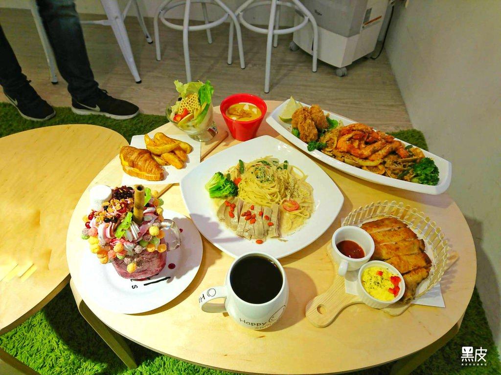 【台北※美食】顛倒餐廳 AL REVE'S。中式的義式料理?吃到滿滿滿的驚艷。夢幻的餐點美味登場~戀愛了