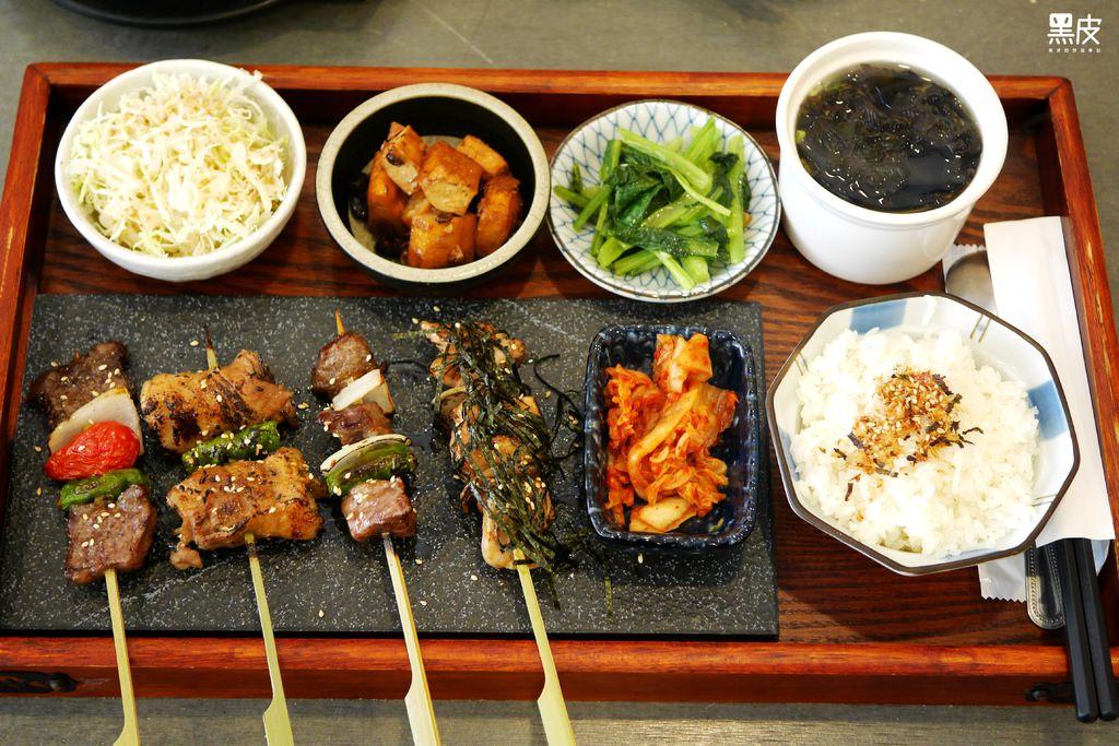 野赤燒肉 YAKINIKU。嘉義美食推薦。午餐超值美味的極致享受