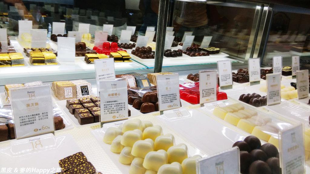 【南投※美食】18度C巧克力工房 把甜甜的幸福吃進你我的心