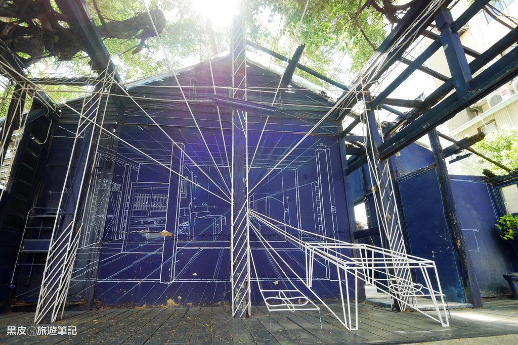 【台南※景點】新藍晒圖文創園區  在台南尋找藝術的氣息